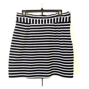 Kate Spade Nautical Mini Skirt